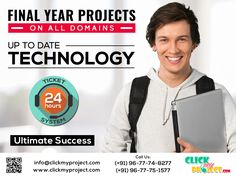 #Clickmyproject #FinalYearProjects #ProjectGuidance #LiveChat #IEEEFinalYearProject #FinalSemesterProjects 24/7 Help Desk Support @ Clickmyproject