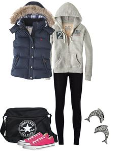 """My beautiful 12 year old nieces outfit"" by pollydickson ❤ liked on Polyvore"