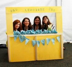 Lemonade Stand at Lowe's Challenge Workshop #evoconf