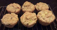 Banana-Oat Bran Muffins