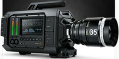 #Blackmagic URSA 4K Camera: Interchangeable Sensors, Flip Out 10-Inch Screen for $6K