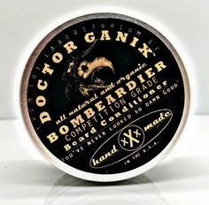 Need a little control with your conditioning? Dr. Ganix Competition Grade Bombeardier provides all the conditioning of an oil with the extra bonus of
