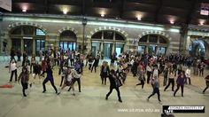 Flash Mob at Central Station Sydney