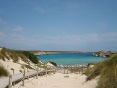 Arenal de Son Saura Accesible y Natural #Menorca #paraíso - Contenido seleccionado con la ayuda de http://r4s.to/r4s