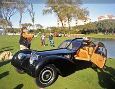 1936 Bugatti Type 57 Image