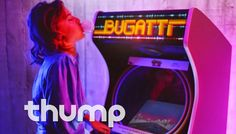 #Tiga - #Bugatti. We're loving this new, tongue-in-cheek music video for Tiga's single Bugatti - it's like a Wes Anderson movie on acid. 80's nostalgia, a dash existentialism and a sprinkling of the bizarre - for sure, the most entertaining 3 minutes you'll watch today! :-)
