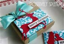 christmas tags and wrapping ideas