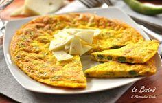 Frittata con fave e pecorino, ricetta primaverile