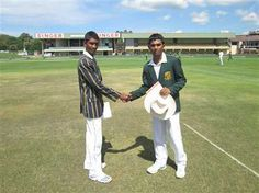 News  -  St. Peters College vs. St. Aloysius College cricket encounter
