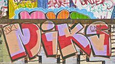 Delft Graffiti: Irenetunnel by Akbar Sim on Flickr.
