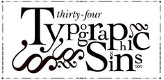 http://luc.devroye.org/JimGodfrey--TypographicSins.pdf