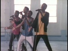 "NEW EDITION /  IF IT ISN'T LOVE (1988) -- Check out the ""I ♥♥♥ the 80s!! (part 2)"" YouTube Playlist --> http://www.youtube.com/playlist?list=PL4BAE4D6DE43F0951 #80s #1980s"