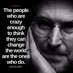 #Motivation #MotivationalQuote #Quote #Inspiration #InspirationalQuote #QuoteOfTheDay #QOTD #Success #Life #Positive #FoodForThought #SteveJobs #SteveJobsQuote