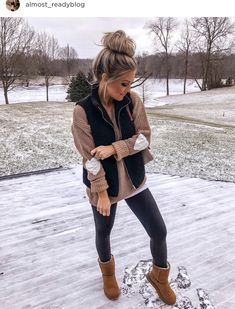 charming fall outfits ideas for women that looks cool 8 ~ my. - charming fall outfits ideas for women that looks cool 8 ~ my. Casual Winter Outfits, Winter Outfits Women, Casual Fall Outfits, Winter Fashion Outfits, Look Fashion, Autumn Winter Fashion, Vest Outfits For Women, Fashion Ideas, Casual Jeans