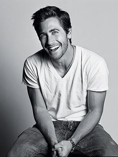 JAKE GYLLENHAAL photo | Jake Gyllenhaal - Click image to find more Celebrities Pinterest pins