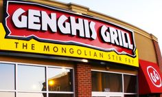Genghis Grill - Fabulous, build your own bowl with more choices than any other place. hot, spicey, comfy. Can't wait til they make it to WNY