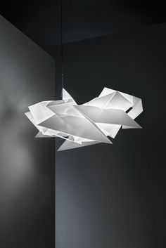 LED Cristalflex® pendant lamp CORDOBA by Slamp