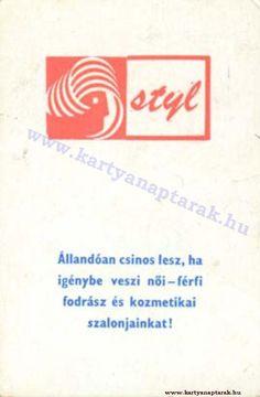 1973 - 1973_0674 - Régi magyar kártyanaptárak