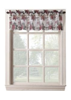 No. 918  Wine Country Rod Pocket Window Collection