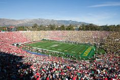 No matter what happens with the new playoff system, we can NOT lose the #RoseBowl