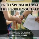 Increase your sponsoring and get the fruits of your labors with your hard work and prospecting!