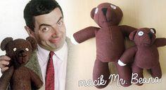 Medvedík Mr. Beana – plyšová filmová hviezda pre deti aj dospelých, ktorá vás nikdy neopustí. Teddy Bear, Toys, Animals, Activity Toys, Animales, Animaux, Clearance Toys, Teddy Bears, Animal