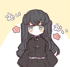 Dibujos Anime Chibi, Chibi Anime, Kawaii Anime, Demon Slayer, Slayer Anime, Butler Anime, Cute Chibi, Cute Anime Guys, Cute Icons