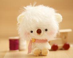 Pinu teddy bear by Knitting Dreams on DaWanda