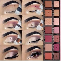 A step by step make-up & The post ABH Modern Renaissance Makeup Palette Eyeshadow Tutorial. A step by step make-up & appeared first on Trendy. Love Makeup, Makeup Inspo, Makeup Inspiration, Makeup Tips, Makeup Ideas, Eye Makeup Tutorials, Prom Makeup Tutorial, Make Up Tutorials, Amazing Makeup