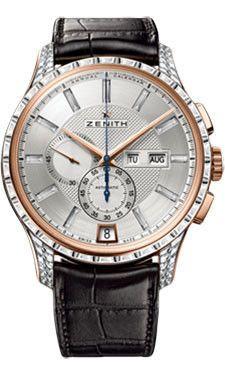 Zenith El Primero Captain Winsor RG 22.2071.4054/03.C711