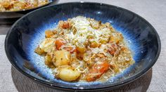Slow Cooker Slimming World Chicken & Gnocchi Dumpling Stew Recipe (1 Syn Each)