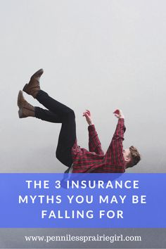 Don't fall for insurance myths! Check out the top 3 insurance myths you may be falling for. Investing Money, Real Estate Investing, Financial Apps, Getting Into Real Estate, Family Budget, Money Saving Tips, Money Tips, Money Matters, Money Management