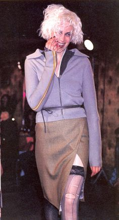 """"""" Christophe Lemaire Fall/Winter 1997 """""""