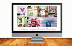 Learn all about what I do and how I can make your business beautiful here http://www.happygirldesign.com
