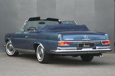 1970 Mercedes-Benz280SE Cabriolet