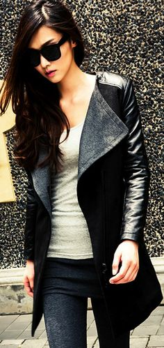 Leather Coat/Jacket