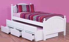 Furnish.com.au - Kelly Captains Bed with Trundle - White Veneer, $869.00 (http://www.furnish.com.au/bunk-beds/timber-bunk-bed/kelly-captains-bed-with-trundle-veneer/)