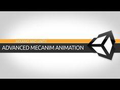 Unity: Mecanim Advanced Animation – Mixamo