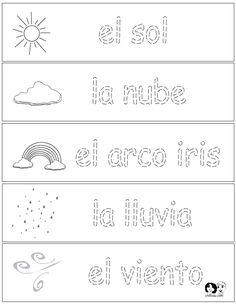 155 Best Spanish Worksheets for Children - Español Para Niños ...