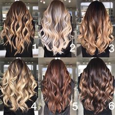 Want to learn how I achieve these looks ? 😍 Come to our class International Balayage in 🍎 Visit the link in the bio on page to purchase tickets ♥️ Brown Hair Balayage, Hair Highlights, Blonde Balayage, Hair Images, Hair Pictures, Hair Day, New Hair, Ombre Hair Color, Beautiful Long Hair