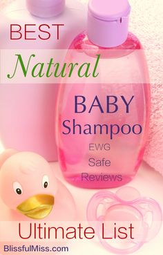 This Easy List will help you swiftly choose a Natural Baby Shampoo & Wash that is totally Safe and totally Loved by moms & dads … so you can get on with taking care of baby. (Or take a nap. A nap is good too!). EWG Rated & Parent Reviewed. Another great Natural Product Guide from Blissful Miss.