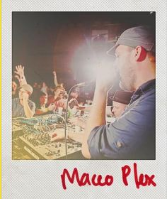 Taking the Crosstown Rebels Arena at this years Parklife Festival, Maceo Plex