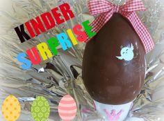 Pâques Kinder surprise - Oeuf au chocolat https://www.youtube.com/watch?v=tBt083bbJZs