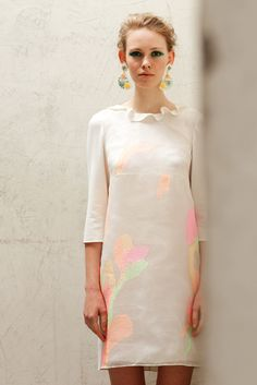 Antonio Marras Resort 2013 Fashion Show - Charlotte Nolting