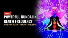 Chakra Healing Music, Sound Bath, Raising, Strength, Wellness, Health, Youtube, Health Care, Youtubers
