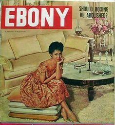 Dorothy Dandridge on the cover of Ebony. Ebony Magazine Cover, Black Magazine, Life Magazine, Magazine Stand, Magazine Covers, Black History Books, Dorothy Dandridge, Vintage Black Glamour, Beautiful Prayers