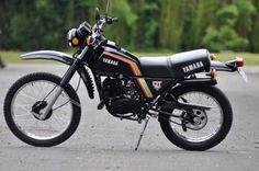 Moto DT - anos 80