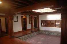 India - Preserving Vernacular Architecture - A two-storied joint-family house from Mankavu, Calicut, North Kerala