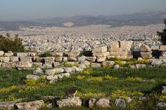 Frühling ist die perfekte Jahreszeit für eine Reise nach Athen!
