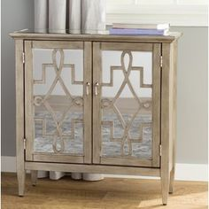 Best Choices Keffer 2 Door Accent Cabinet By Willa Arlo Interiors Accent Chests And Cabinets, Mirror Cabinets, Cabinet Doors, Wood Cabinets, Consoles, Nordic Interior, Interior Door, Interior Design, Interior Decorating